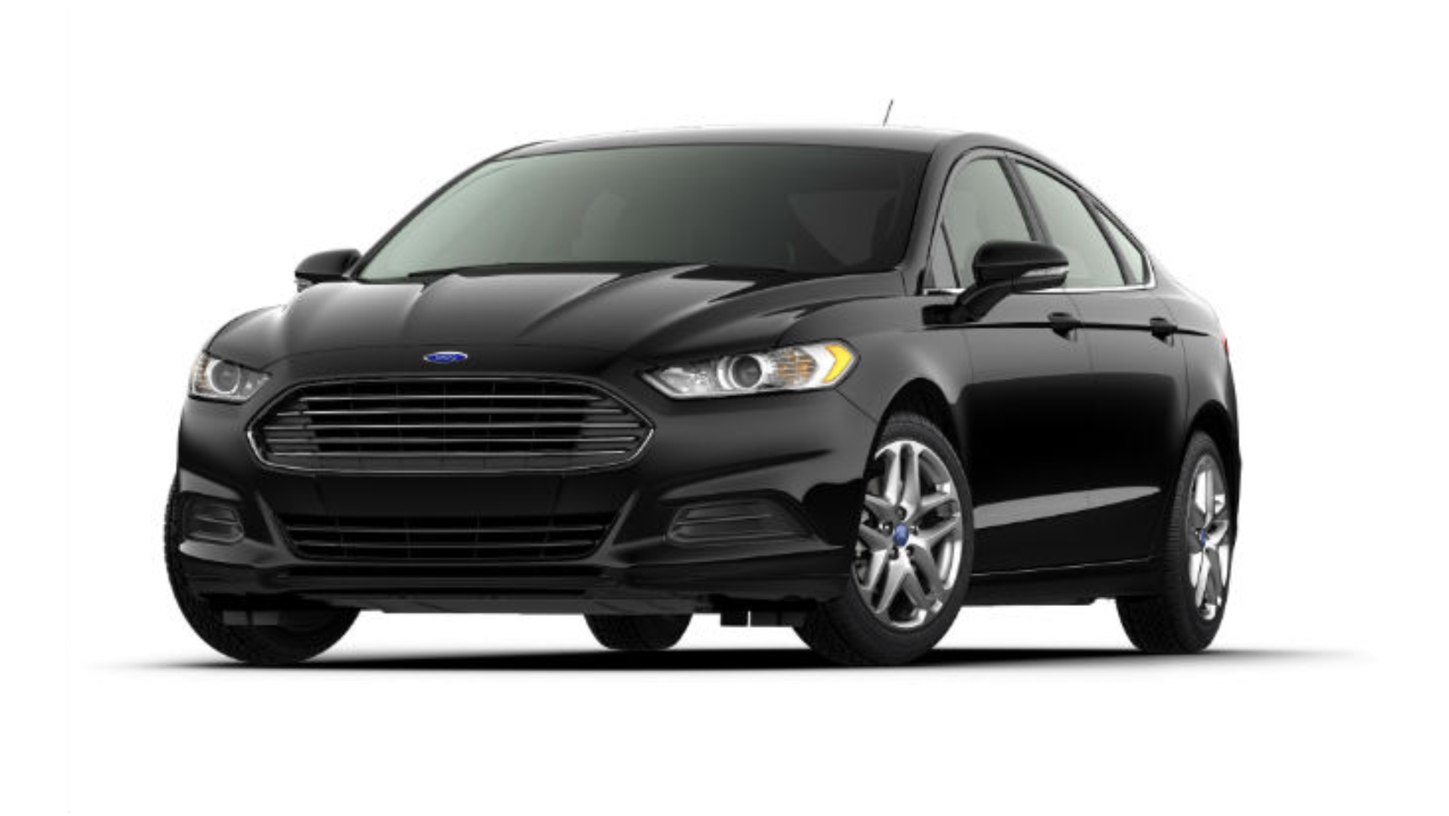 Black ford fusion